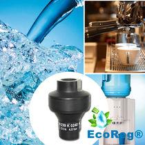 Regolatore di pressione per acqua potabile / monostadio / a membrana / in composito