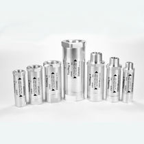 Regolatore di pressione per aria compressa / monostadio / a pistone / pneumatico