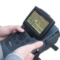 Telecamera di rilevazione di effetto corona / di ispezione / visibile / a doppio spettro