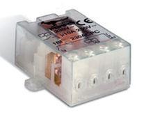 Relè elettromeccanico 110 V AC / di potenza / sequenziale / in miniatura