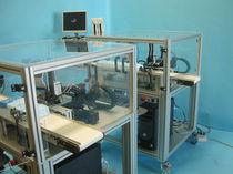 Cella robotizzata di prova / per indicatori / per pezzi in plastica