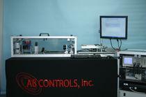 Analizzatore di raggio laser
