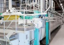 Essiccatore ad aria calda / continuo / per l'industria agroalimentare / di pulizia