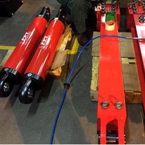 Cilindro ad alto tonnellaggio / idraulico / rimorchiatore a spinta / ad alta pressione