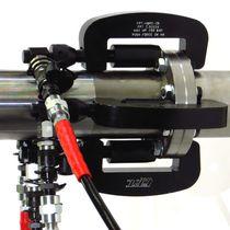 Sistema di bloccaggio idromeccanico / per tubi