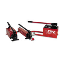 Pompa idraulica a pistone / manuale / ad alta pressione