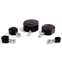 Cilindro idraulico / a semplice effetto / extrapiatto / ad alta pressione