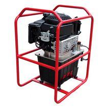 Unità idraulica con motore a combustione / per applicazioni mobili / per cantiere / ad alta pressione