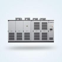 Variatore AC a controllo vettoriale / per motore asincrono / per motore sincrono / ad alte prestazioni
