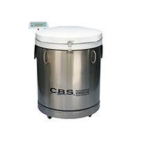 Congelatore da laboratorio / ad azoto liquido / criogenico / di stoccaggio