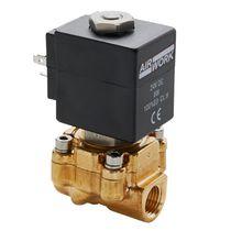 Elettrovalvola 2/2 / NC / per acqua / aria