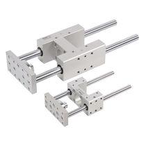 Unità di guida a sfere / ad anello / per micro-cilindro / per cilindro pneumatico