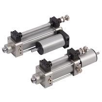Regolatore di velocità idraulico per cilindro pneumatico