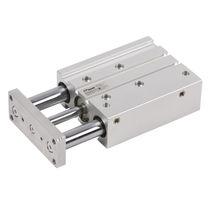 Cilindro pneumatico / a doppio effetto / con guida dell'asta del pistone / a pistone magnetico