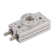 Attuatore rotativo / pneumatico / con pignone e cremagliera / a doppio effetto