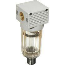 Filtro ad aria / ad aria compressa / a cartuccia / in pressione