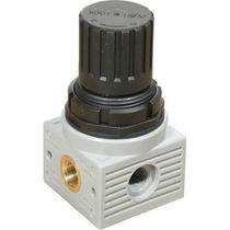 Regolatore di pressione per aria / monostadio / a membrana / pneumatico