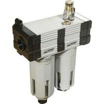 Filtro regolatore lubrificatore ad aria compressa / ad aria