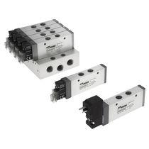 Distributore idraulico azionato tramite solenoide / 5/2 vie / 5/3 vie / a 3/2 vie