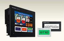 Interfaccia uomo-macchina con touch screen / 320 x 240 / di controllo / per macchina