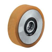 Cuscinetto a sfere / radiale / polimerico / silenzioso