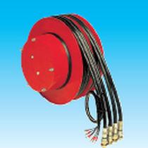 Avvolgitore per cavi / per tubo / a richiamo automatico / aperto