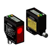 Sensore di distanza laser a triangolazione / analogico / programmabile / con display digitale