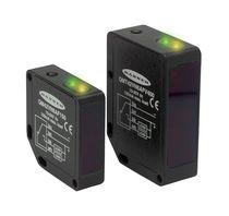 Sensore fotoelettrico a riflessione diretta / a barriera / rettangolare / infrarosso