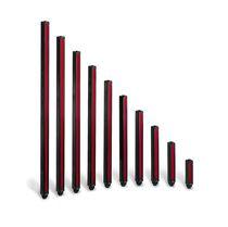 Barriera fotoelettrica di misura / multifascio / a barriera / IP65