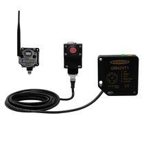 Accelerometro 2 assi / piezoelettrico / a vibrazione / rinforzato