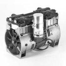 Compressore d'aria / stazionario / AC / con pistone oscillante