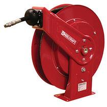 Avvolgitore per tubo idraulico / a richiamo automatico / su staffa / resistente alla corrosione