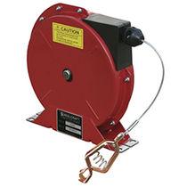 Avvolgitore di messa a terra / a richiamo automatico / completamente chiuso / resistente alla corrosione