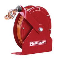 Avvolgitore di messa a terra / a richiamo automatico / su staffa / resistente alla corrosione