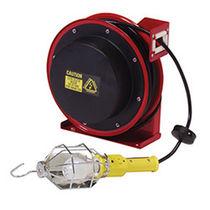 Avvolgitore per cavi / a richiamo automatico / fisso / resistente alla corrosione