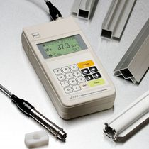 Misuratore di spessore di rivestimenti ferrosi / digitale / portatile