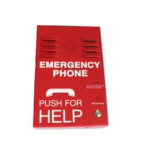 Telefono IP65 / IP55 / di emergenza / resistente alle intemperie