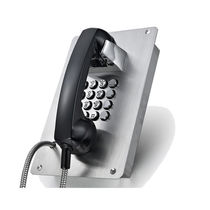 Telefono IP65 / con composizione automatica del numero telefonico / resistente alle intemperie