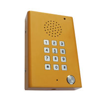 Telefono IP65 / di emergenza / a muro