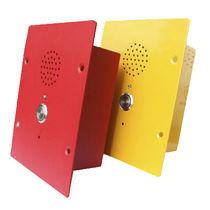 Telefono IP65 / di emergenza / per montaggio a filo