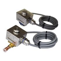 Elettrovalvola a comando diretto / idraulica / resistente alle fiamme / in acciaio inossidabile