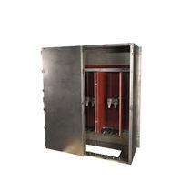 Armadio elettrico / a pavimento / in metallo / antideflagrante