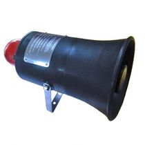 Diffusore di allarme sonoro con luce rotante / con luci lampeggianti