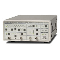 Preamplificatore di tensione / a basso rumore / benchtop