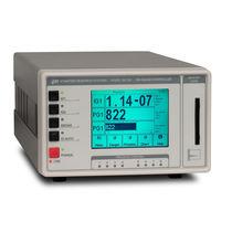 Misuratore di vuoto capacitivo / digitale / con controllore