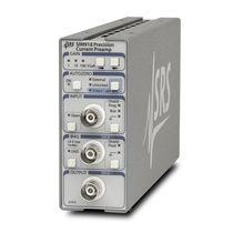 Preamplificatore di corrente / di precisione / elettronico