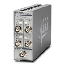 Amplificatore di tensione / di corrente / sommatore / elettronico