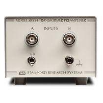 Preamplificatore di tensione / benchtop / a basso rumore