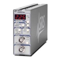 Filtro elettronico passa-alto / passa-basso / passivo