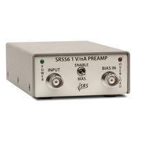 Preamplificatore di corrente / benchtop / a basso rumore